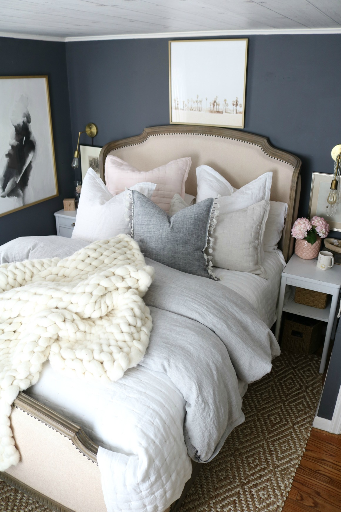 How to Make your Bedding Fluffy and our new Bedding ...