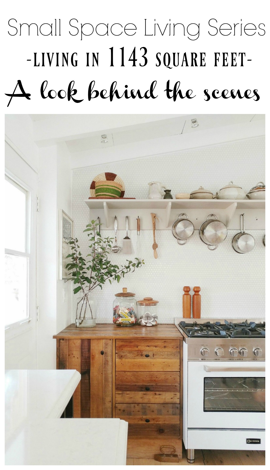 Small Space Living Series- 1143 square feet with The Ranch ... on small kitchen design for cabin, kitchen remodel ideas for ranch house, small ranch kitchen remodel ideas,