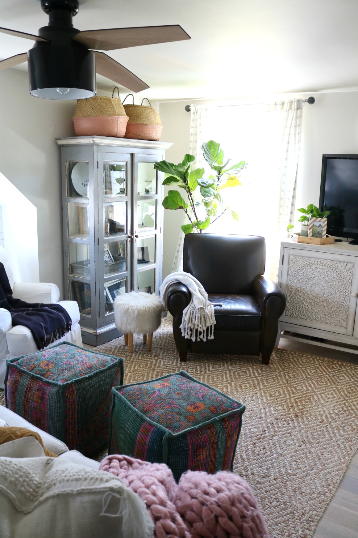 Eclectic Family- Sources and how to Mix and Find Pillows