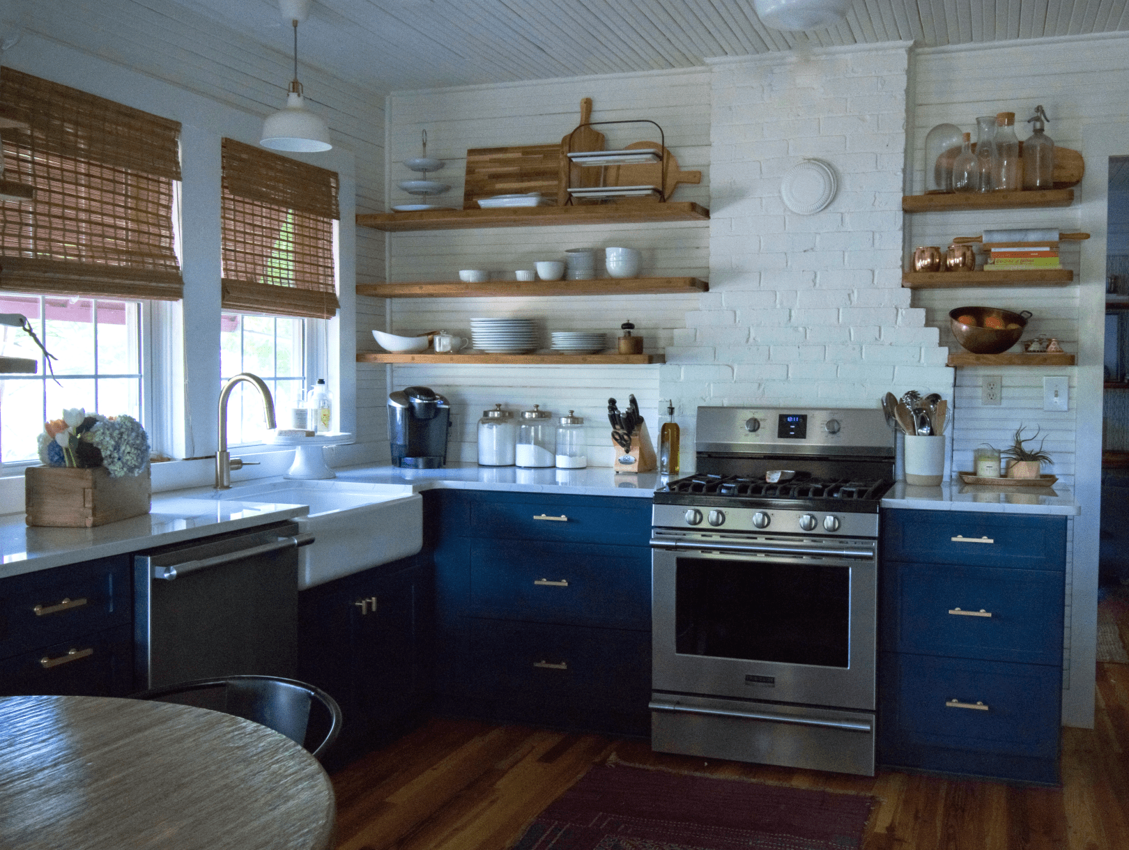 Small Space Living- Kitchen Organizing Tips