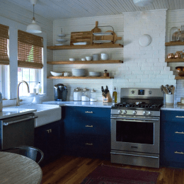 Small Space Living Mini Series- Kitchen Edition