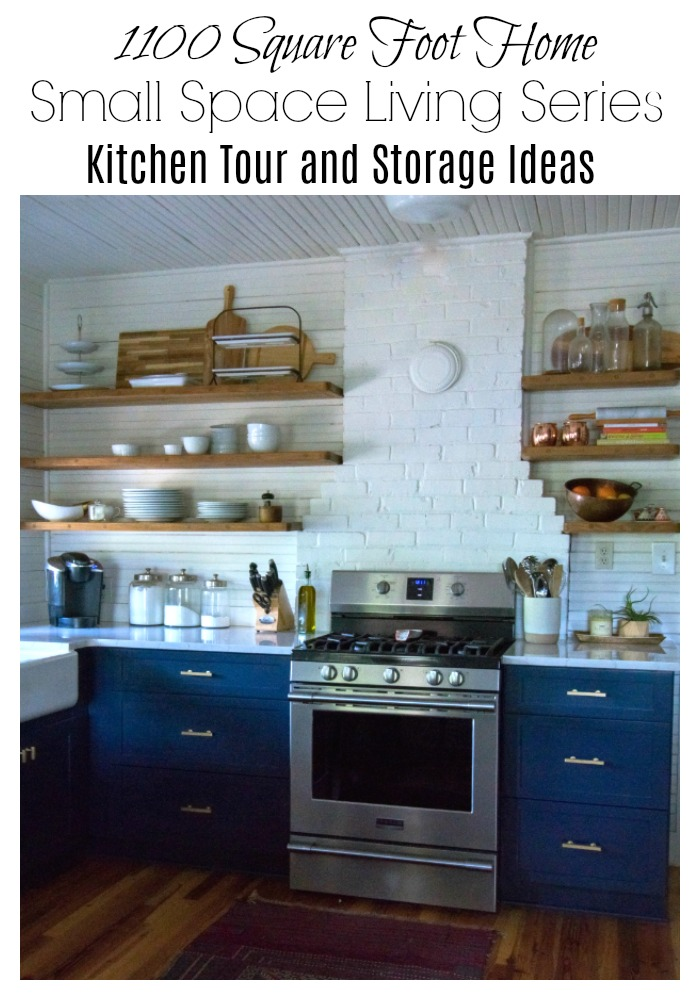 Small Space Living Mini Series Kitchen Edition Nesting With Grace