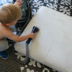 How we Clean our Outdoor Cushions and Indoor Cushions
