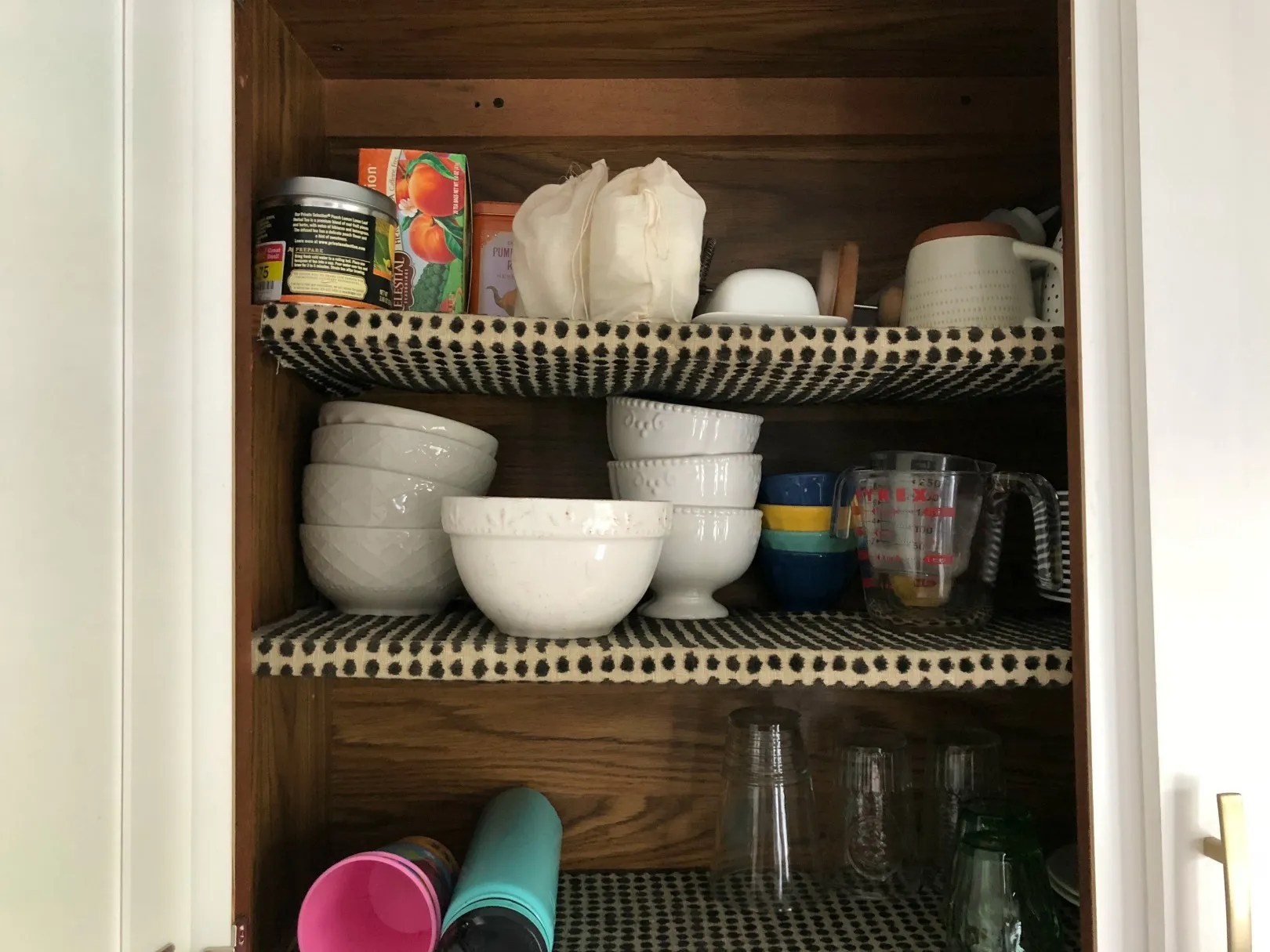 BEFORE Kitchen Organizing Tips - Small Space Living