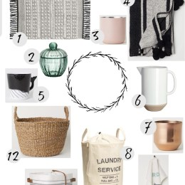 Friday Favorites starts with Summer and Affordable Home Decor