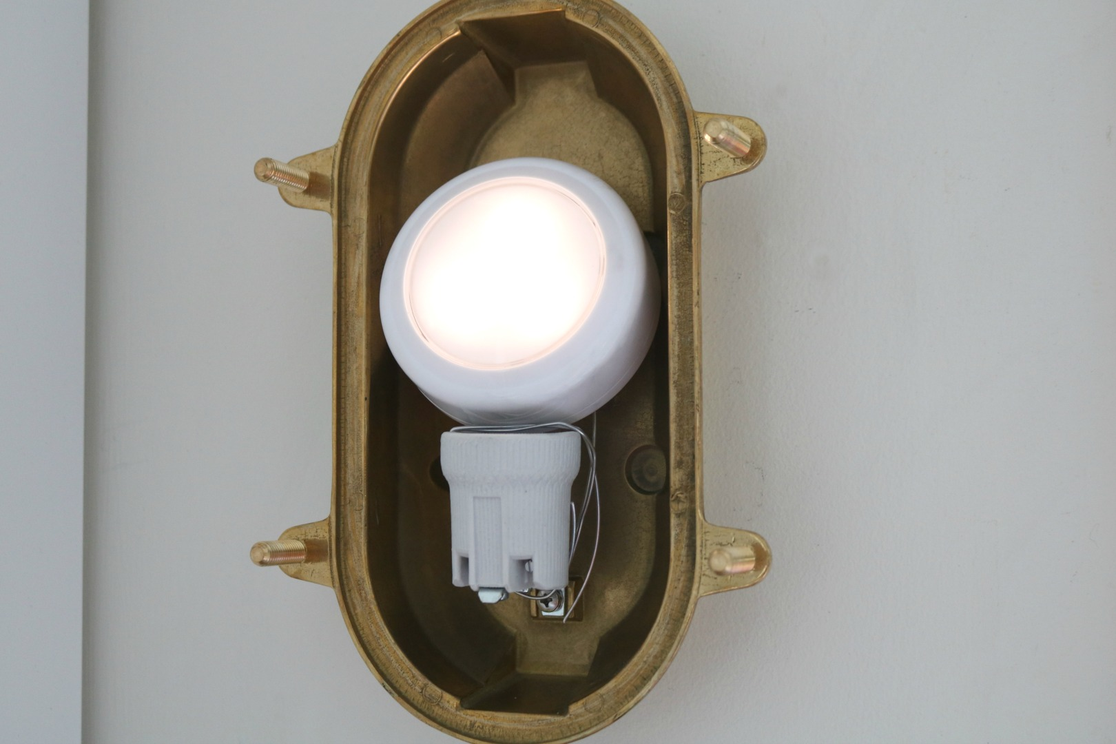 Magic Light Trick- Wall Sconces