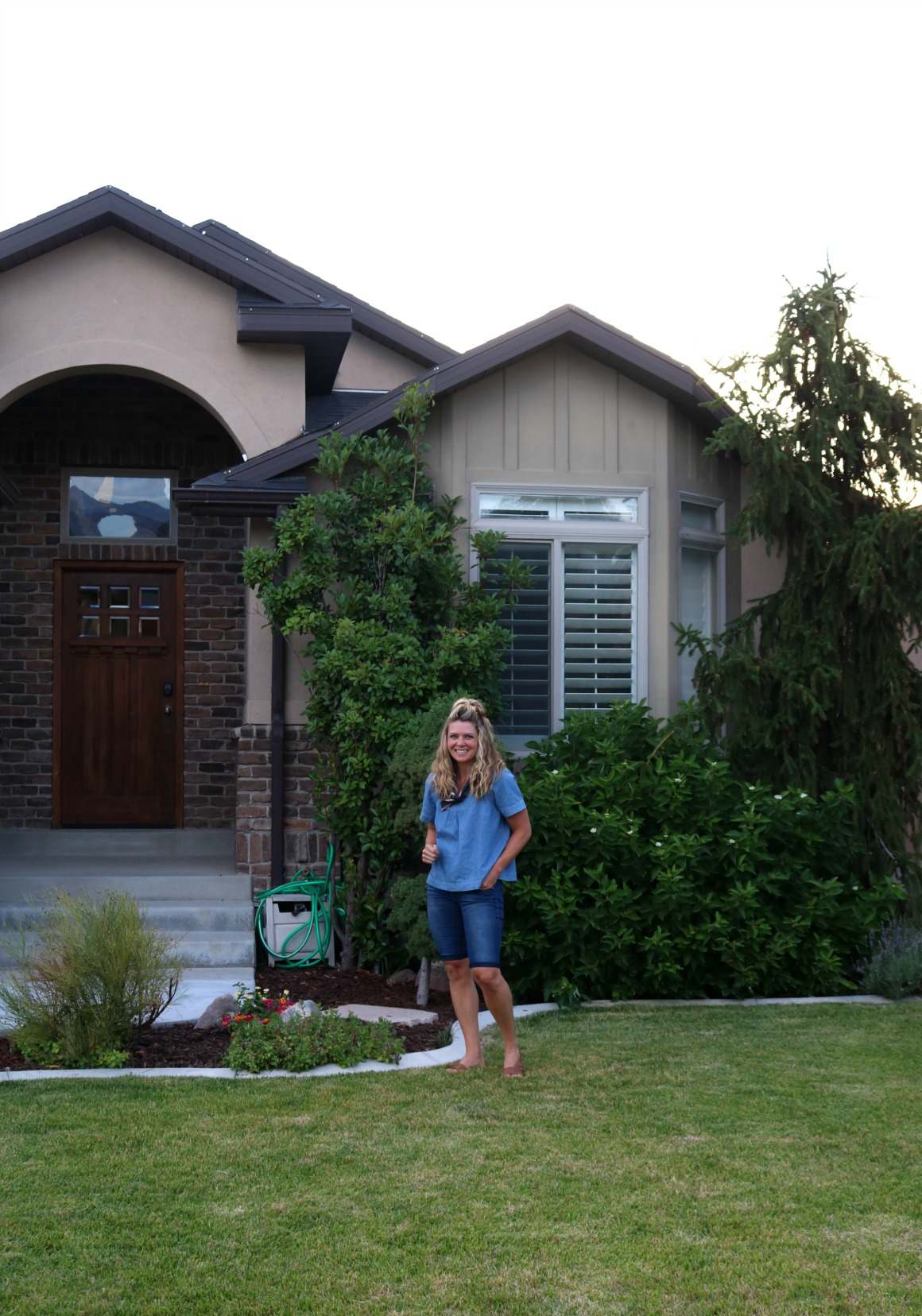 Our Utah Home Tour and Tips to Downsizing and Moving