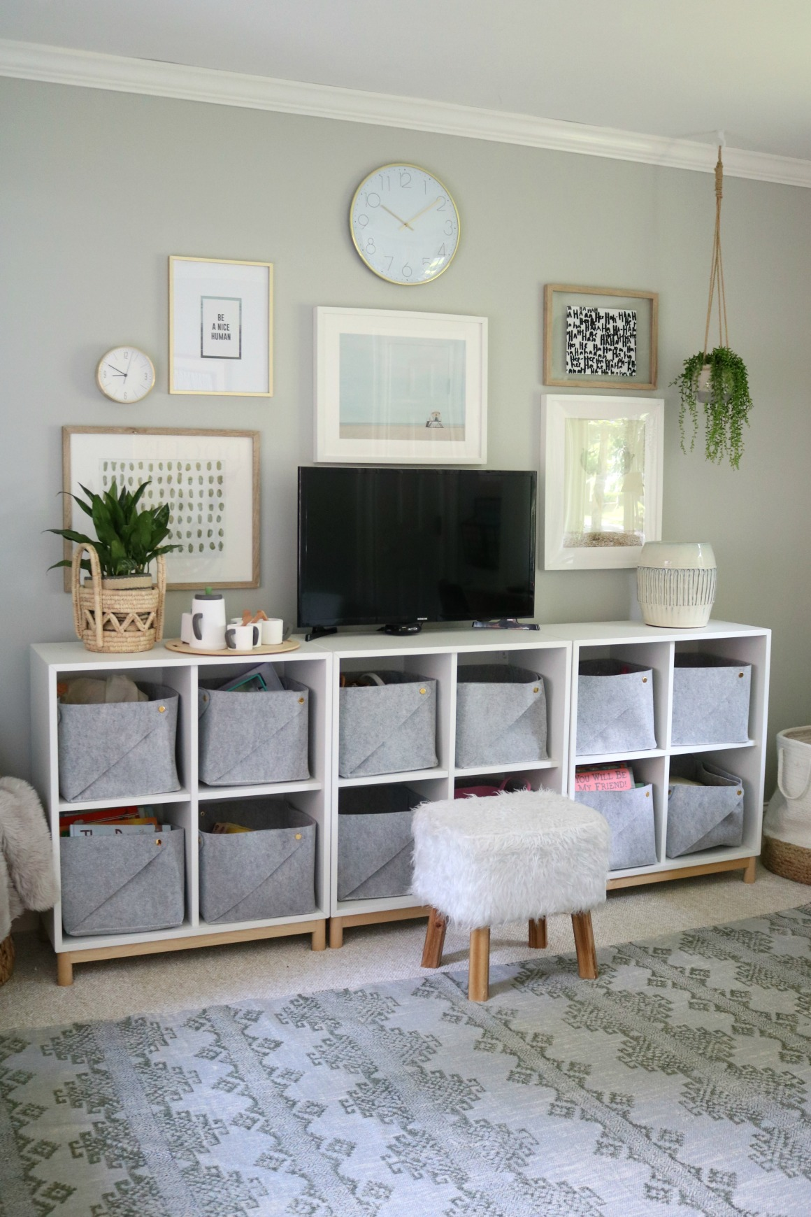 House Built By Thrifted Decor And Five Tips For Thrifting Nesting With Grace