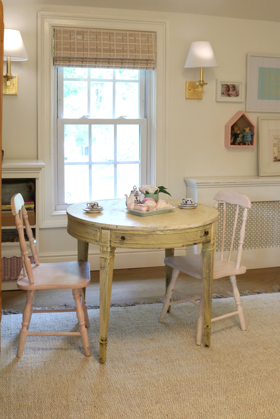 Affordable Bamboo Woven Shades And Fabric Roman Shades