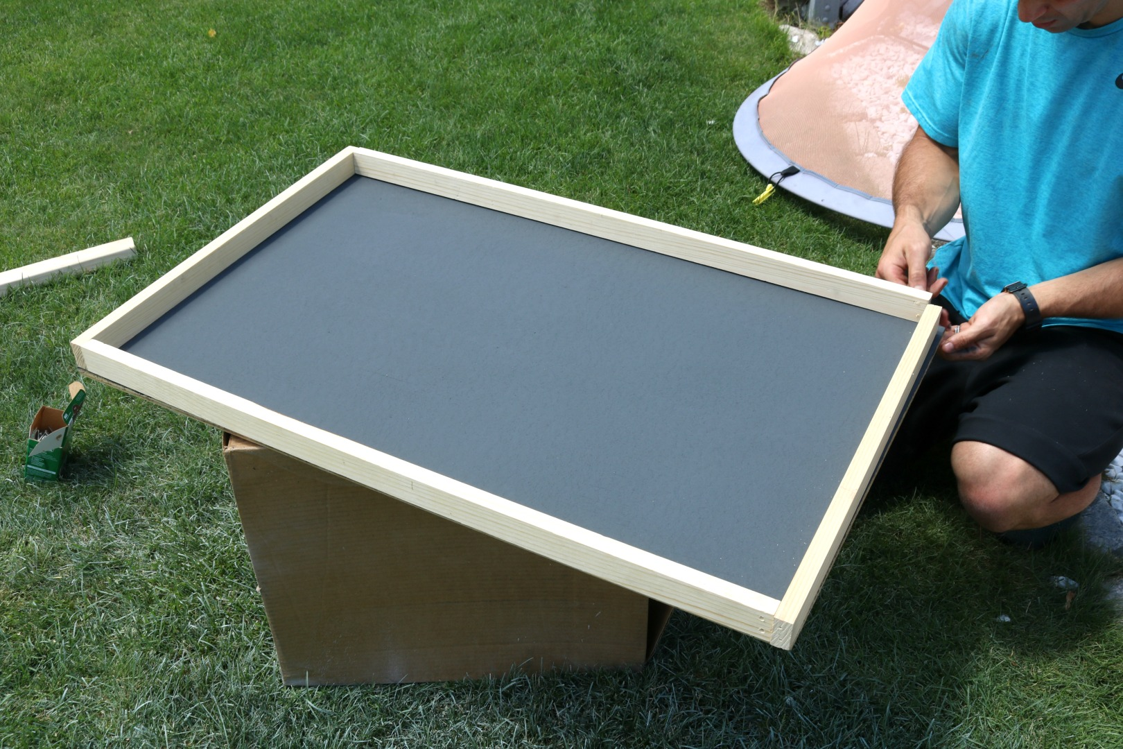 DIY Chalkboard- Easy Tutorial