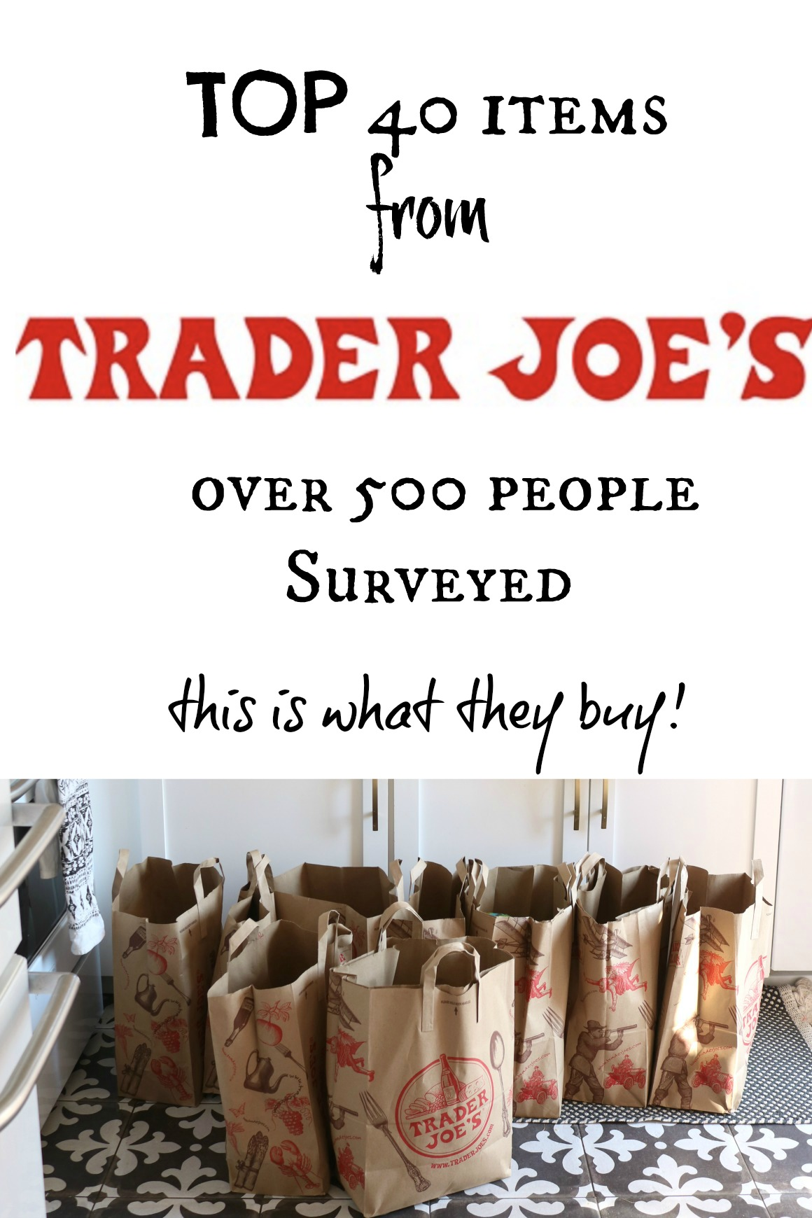 graphic regarding Trader Joe's Printable Coupons titled Investor Joes Xmas Browsing Record! - Nesting With Grace