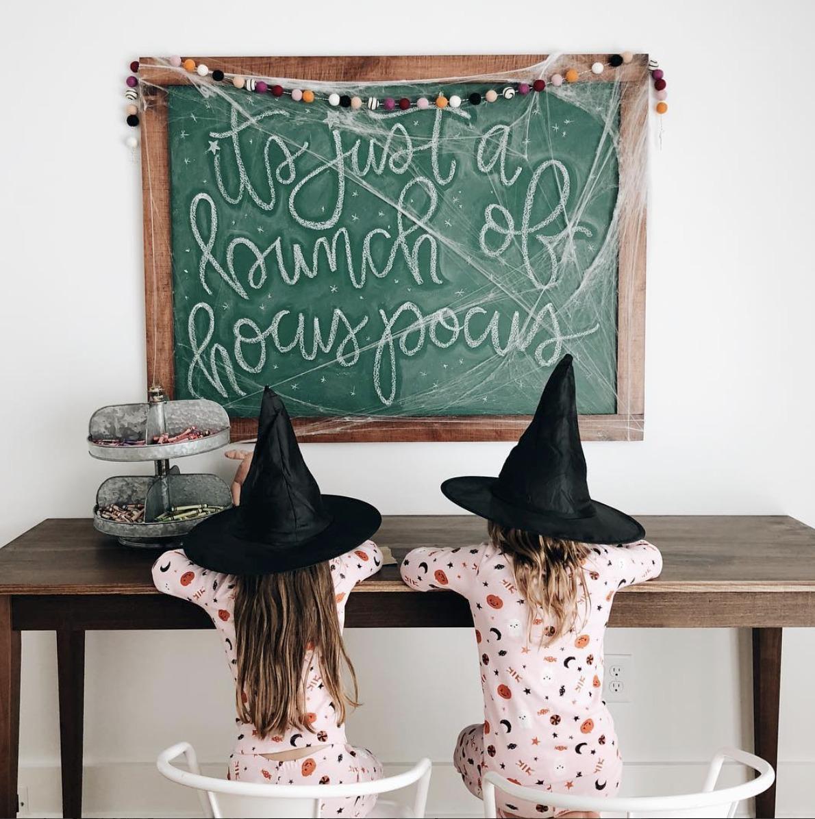 Fall Decor Ideas- Cute Chalkboard