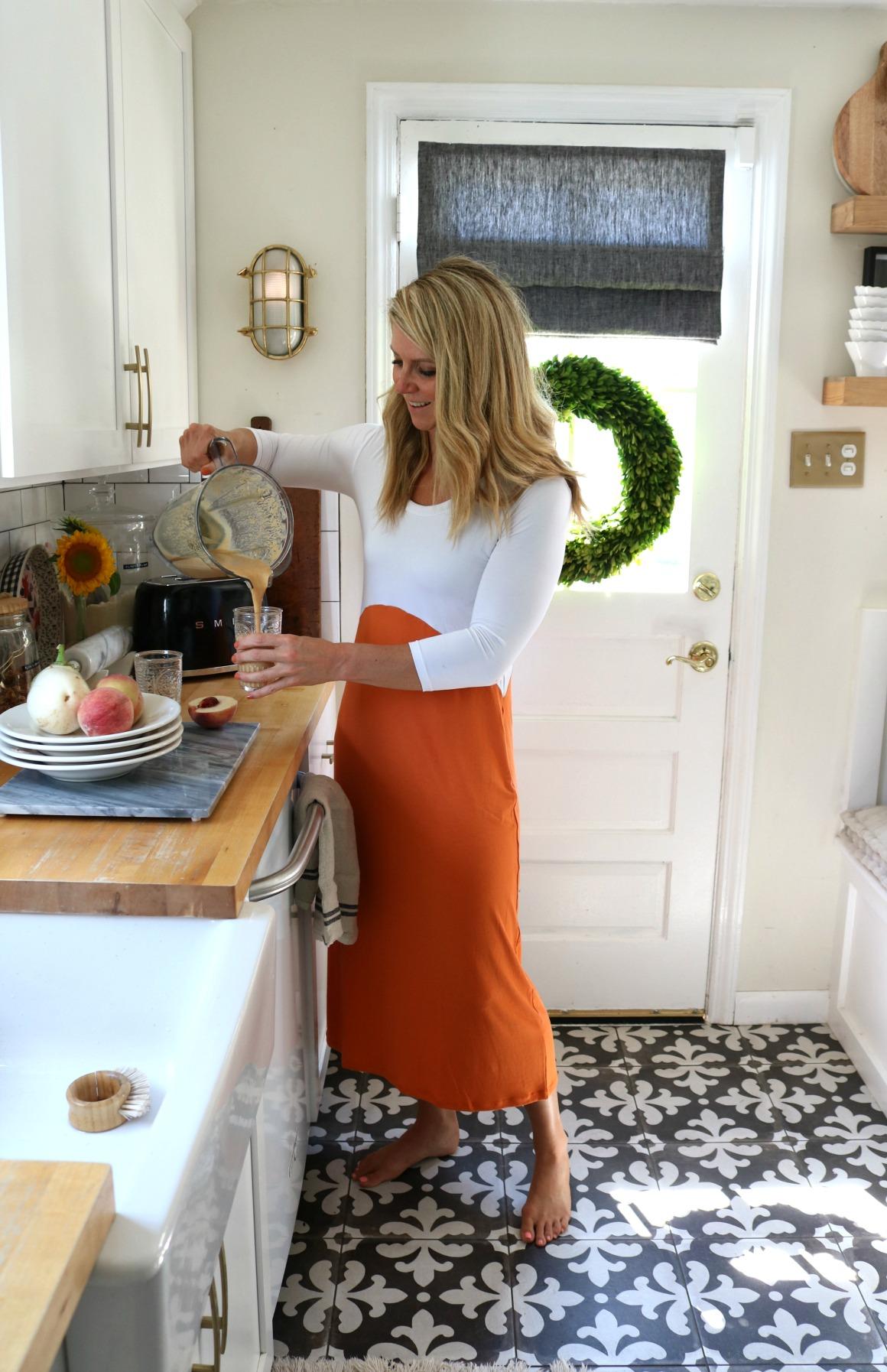 Healthy Pumpkin Smoothie- Healthy Smoothie