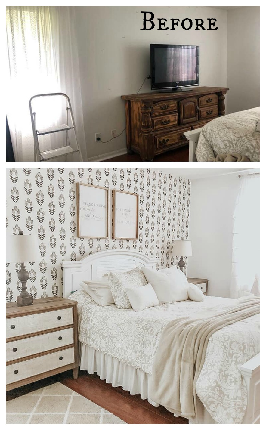 10 Wallpaper Transformations that will Blow you Away!!! - Nesting