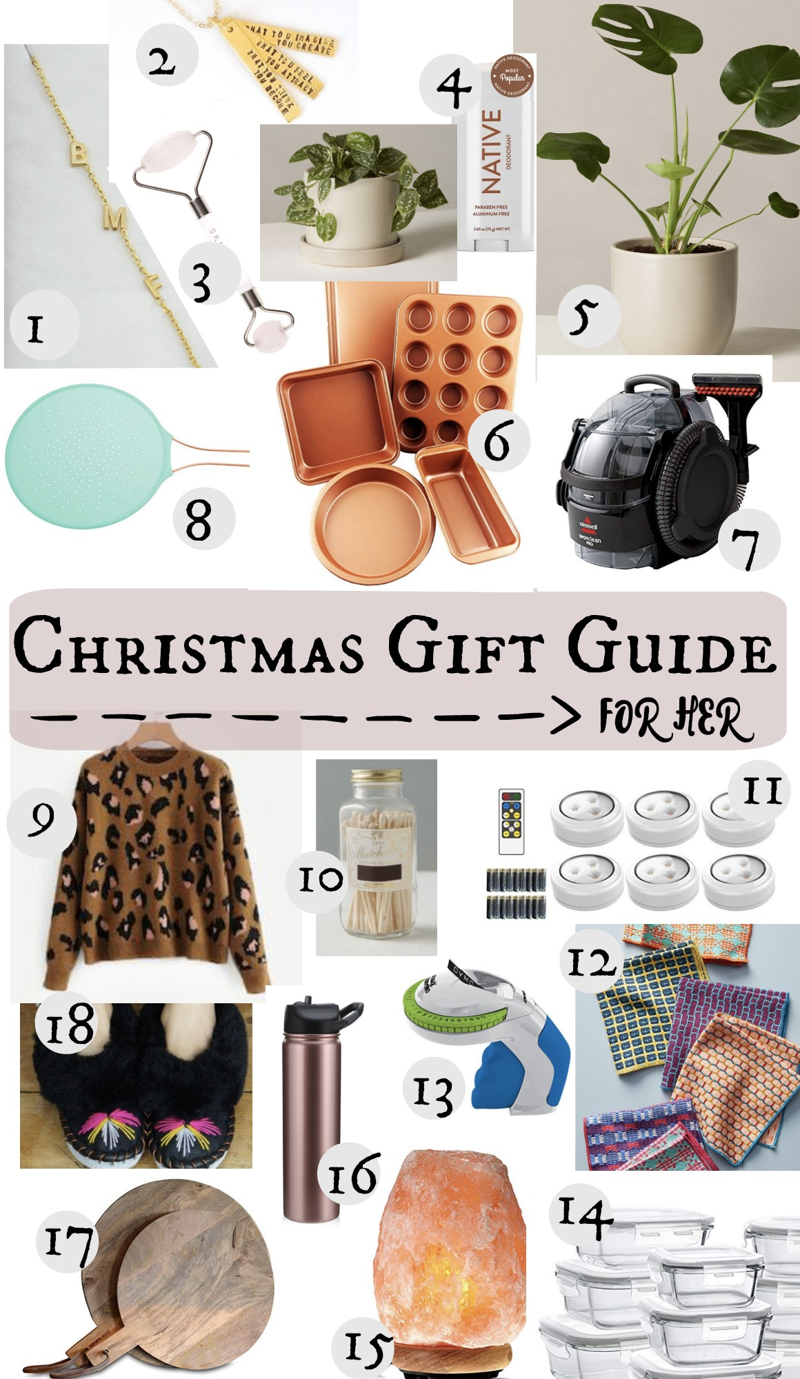 Christmas Gifts 2018 For Her.Christmas Gift Guide For Her Nesting With Grace