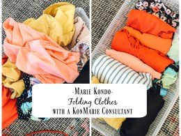 Folding Clothes with a Marie Kondo Consultant