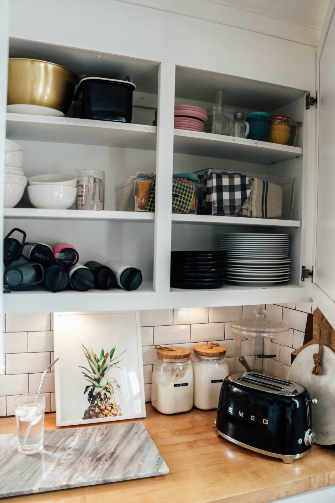 Marie Kondo Mondays- Kitchen Organizing Tips - Nesting With ...