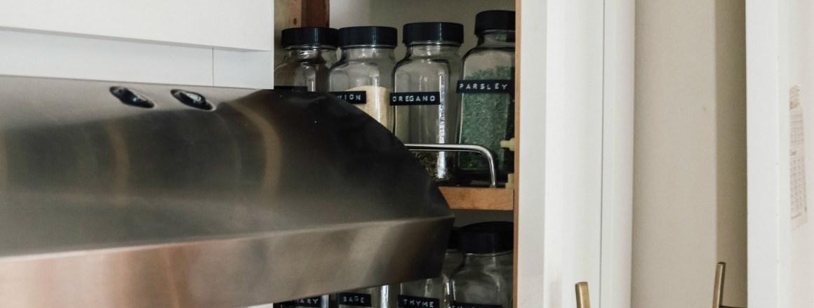 Marie Kondo Mondays- Kitchen Organizing Tips