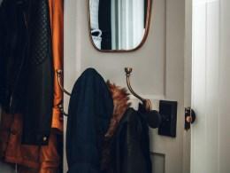 Marie Kondo- Entry Closet Organization
