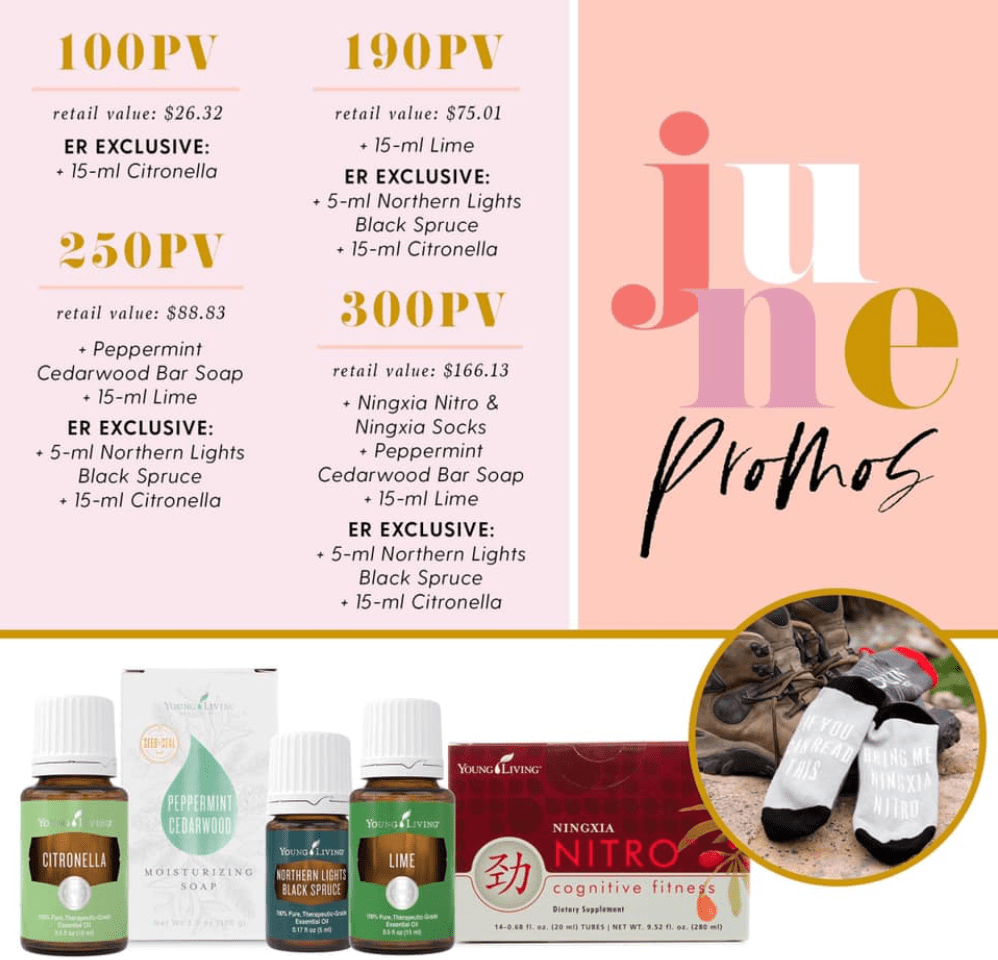 Order your Essential Oils