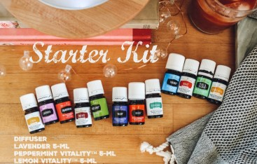 Starter Kit- Essential Oils