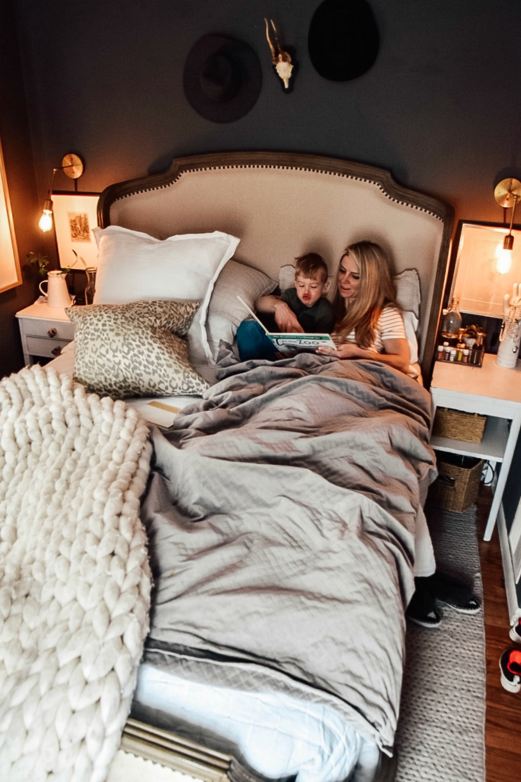 20 Benefits Of A Weighted Blanket And Giveaway Nesting With Grace