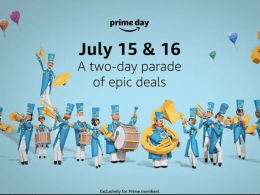 Amazon Prime Day- Favorite Things