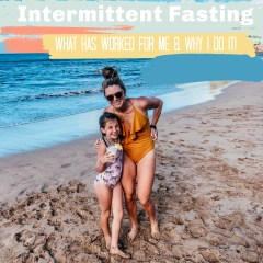 Intermittent Fasting-Why and How I Do It!