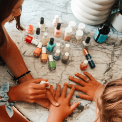 The BEST toxic-free Nail Polish