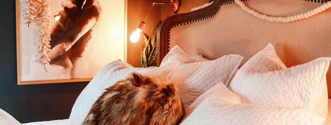 3 Ways to create Cozy Bedding and Cozy Christmas Pajamas