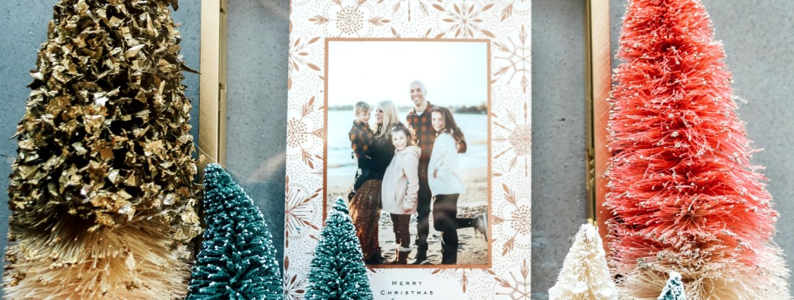 Our Christmas Cards 2019 and Family Photos