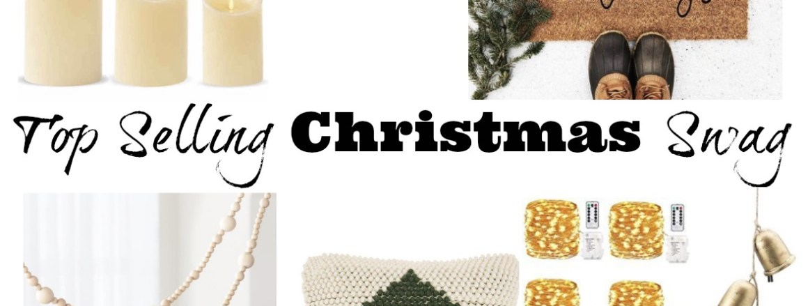 Most Popular Christmas Items- and New Christmas in Kitchen