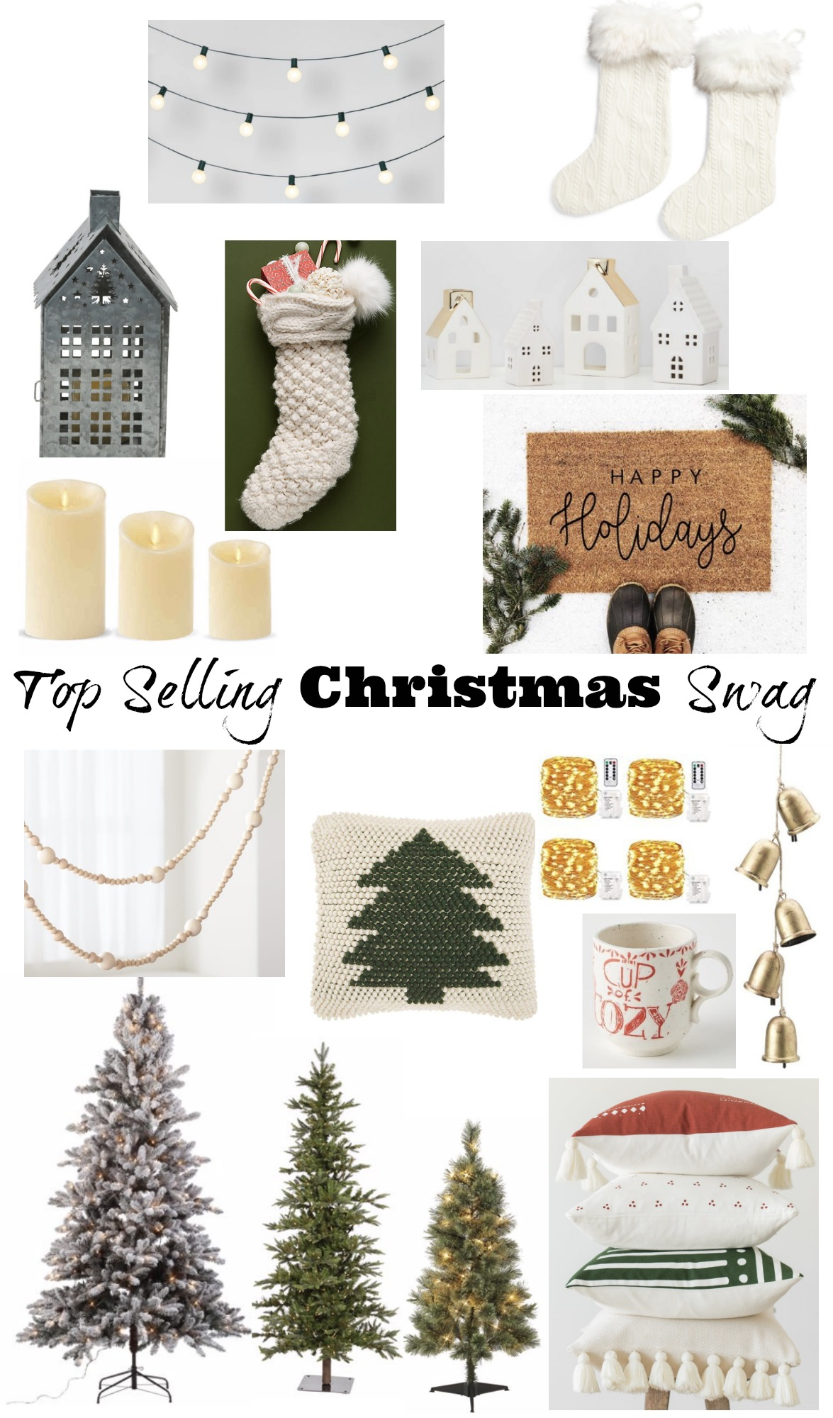 Top Selling Christmas Swag