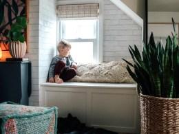 Easy Built-In Window Seat