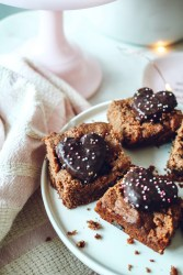 Easiest Brownies- Paleo and Gluten Free!
