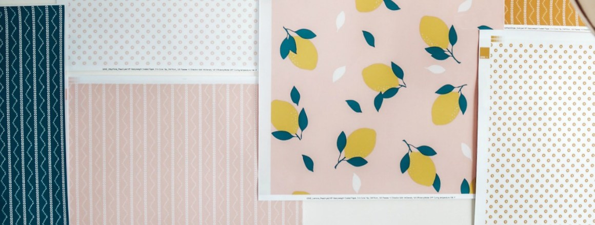 Nesting with Grace Wallpaper Collection (coming!)