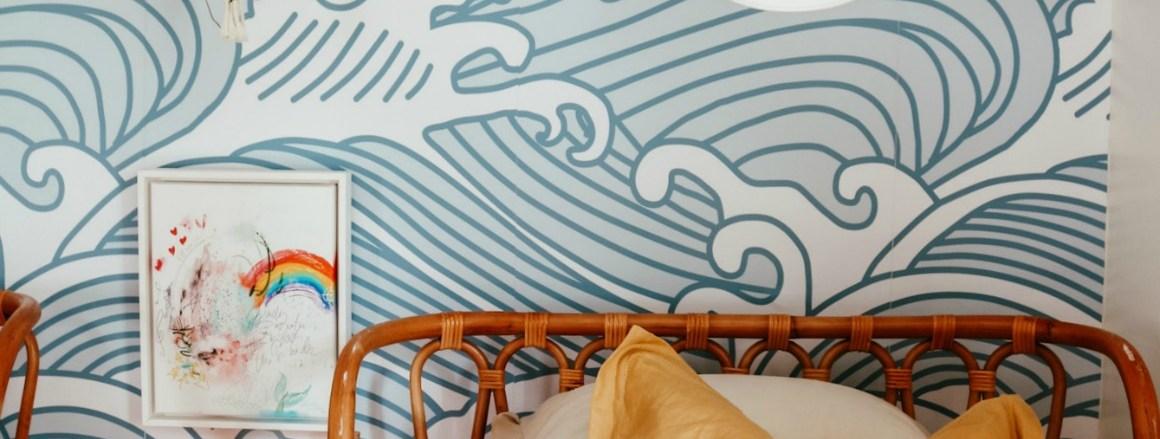 Girls Bedding Refresh- New Beds