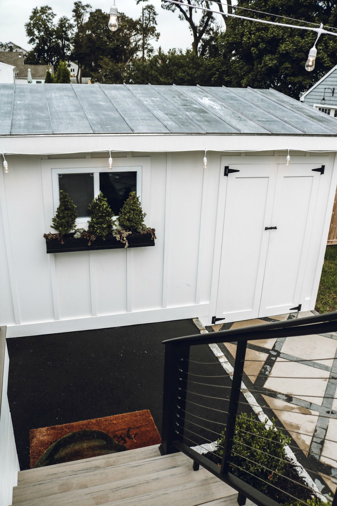 Garbage Storage, Bike Storage, Backyard storage solutions