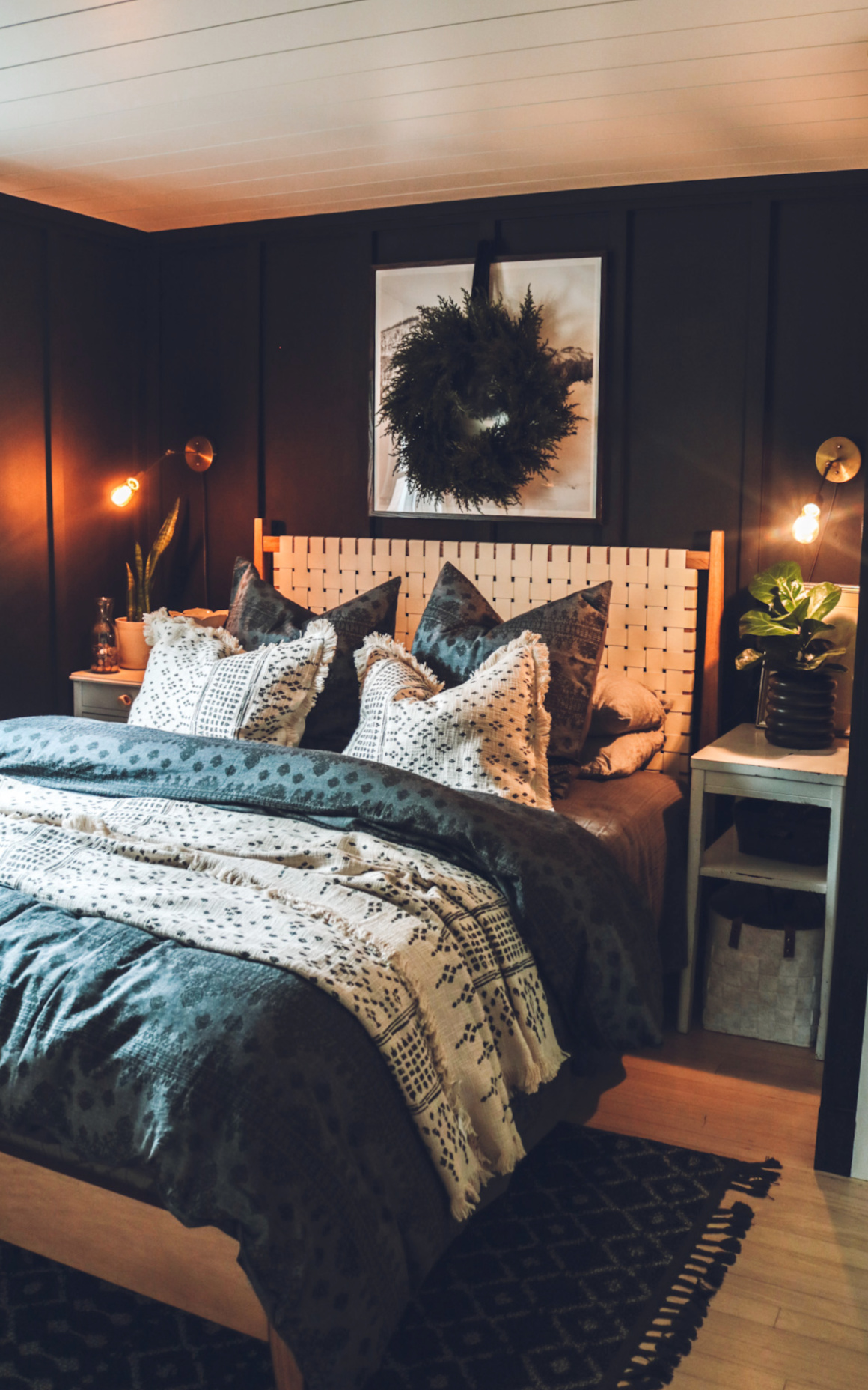 Winter is Coming…get the Bedroom Cozy! Cozy winter bedroom