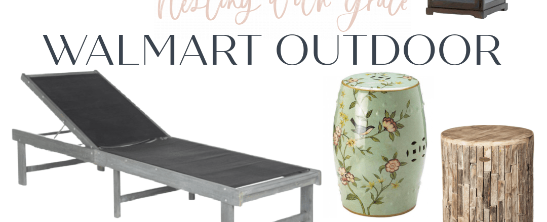 Outdoor Favorites from Target and Walmart