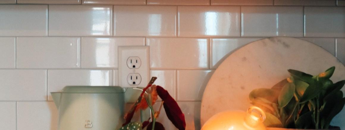 4 Kitchen Styling Tips – Rental Friendly