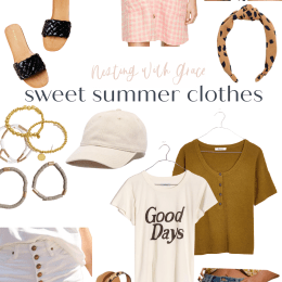 Sweet Summer Clothes