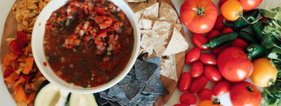 Salsa- Our Favorite Family Easy Salsa Recipe