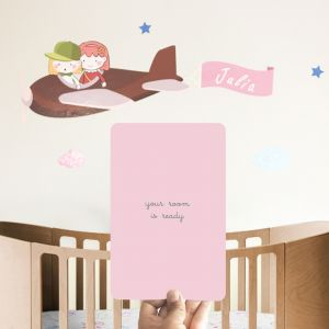MOX::Studio | Milestone cards for pregnancy and baby | www.nestlingcollective.com