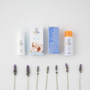 Koala Baby Organics | Certified organic skincare ~ the purest and most natural way to care for your baby's skin | www.nestlingcollective.com