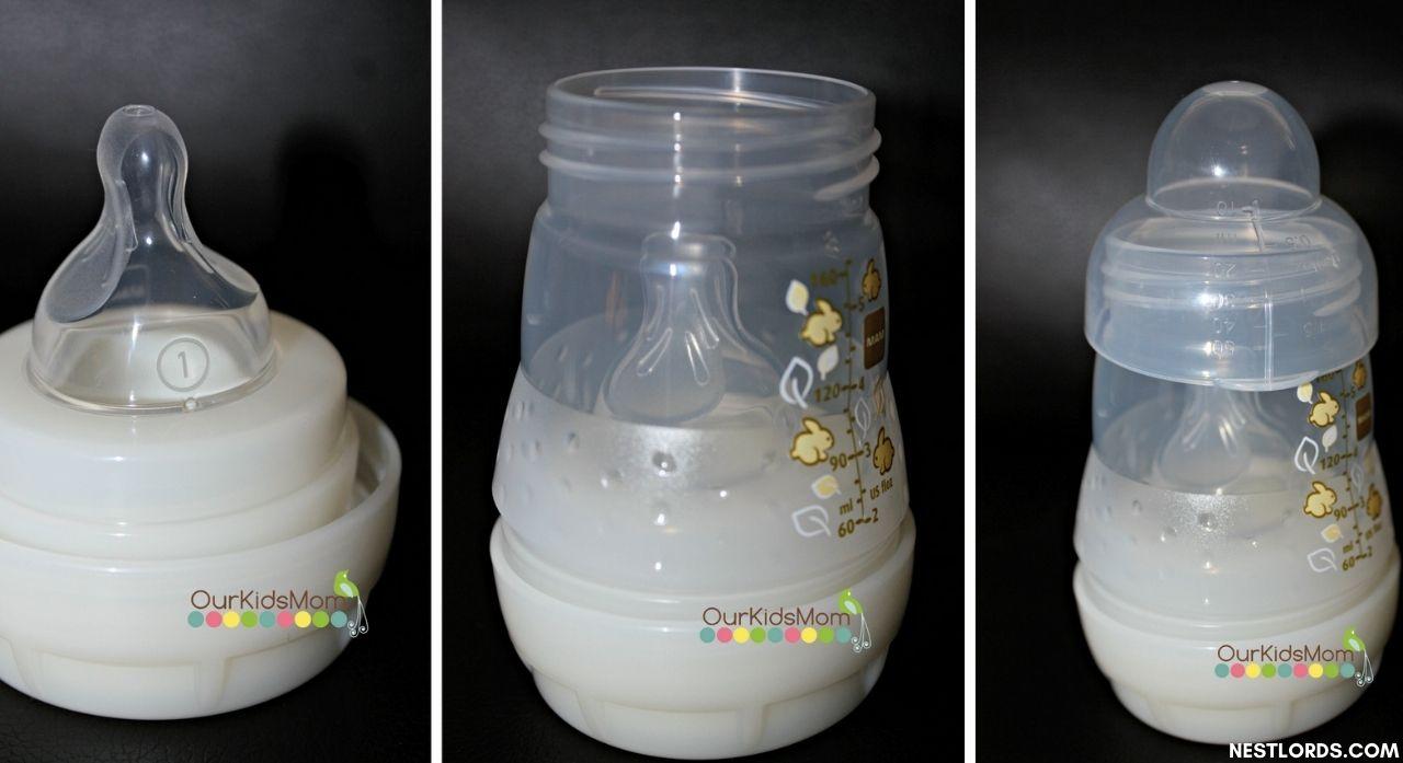 self sterilise mam bottles online