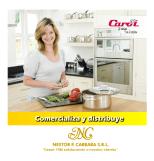 Carol, tu amiga en la cocina.