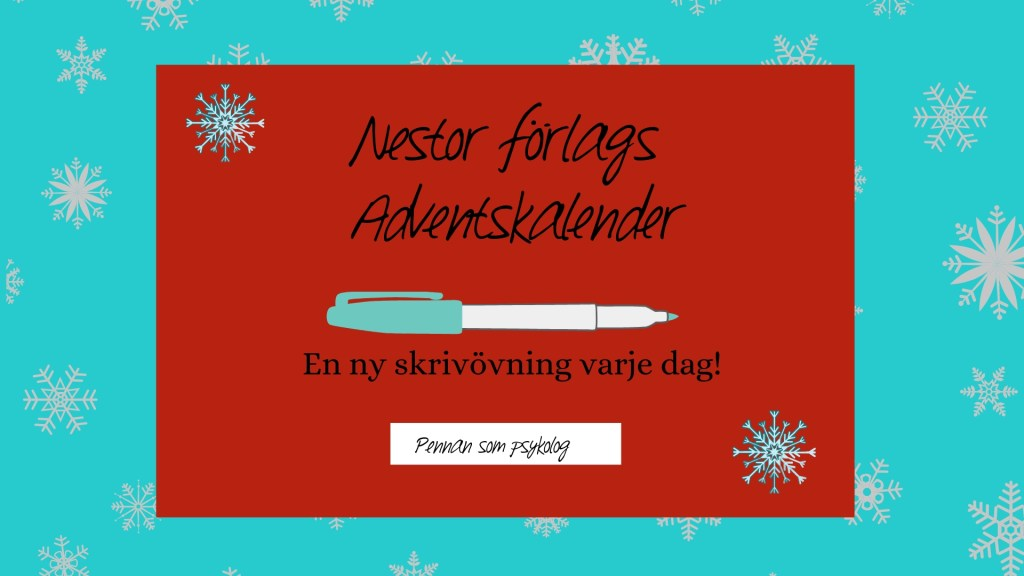 Nestor förlags adventskalender