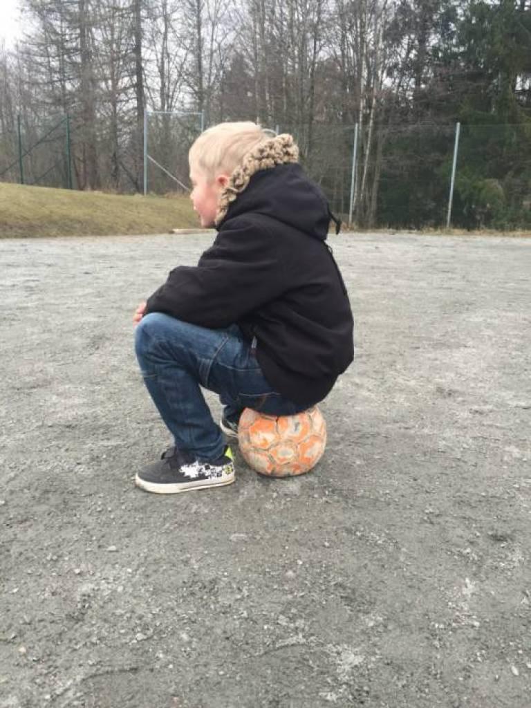 Det är inte lätt att vara barn