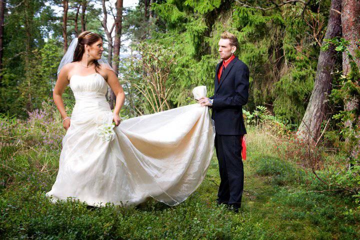 10-årig bröllopsdag